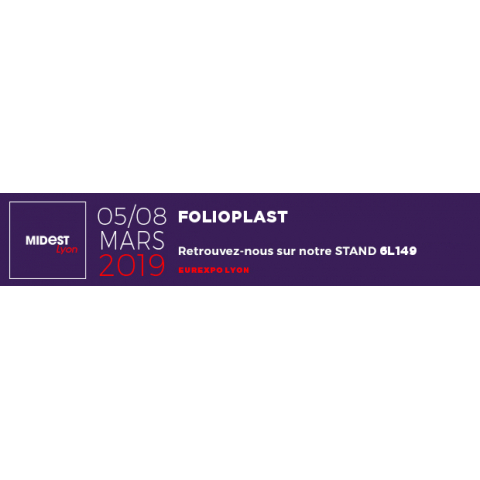 Salon Global Industrie - Midest 2019